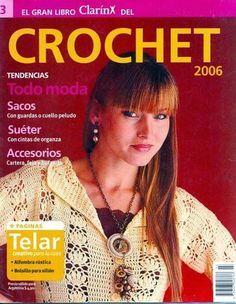 CLARIN CROCHET 2006 Nº3 - Daniela Muchut - Álbuns da web do Picasa
