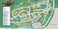 Dallas Zoo Map Maps Pinterest Dallas zoo Zoos and Dallas
