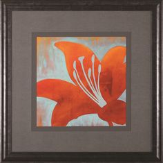 'Cosmic Bloom II' by Stacy D'Aguiar Framed Painting Print