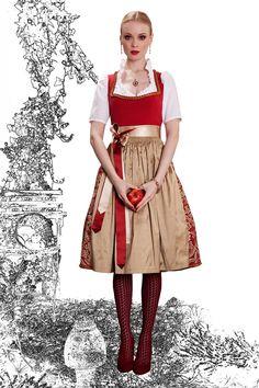 """Gorgeous dirndl """"Noelle"""" http://amsel-fashion.de/index.html"""