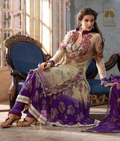 Indian Bollywood Pakistani Anarkali Suits Designer Women Party Wear Ethnic | eBay