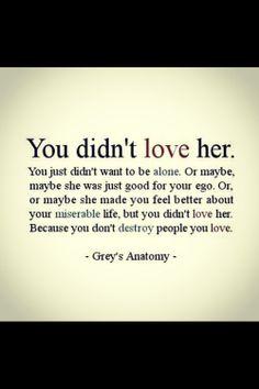 - Greys Anatomie