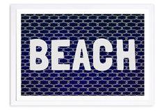 Oliver Gal, Beach Knots beachi keen, knot
