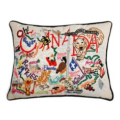 Roots - Canada Pillow