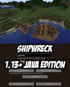 167 Best Minecraft Seeds (PC/Mac Java Version) images in 2019