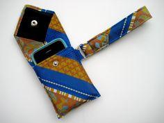 L'atelier du mercredi : avec des cravates ! - Plumetis Magazine