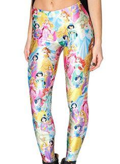 52b0822daa 76 Best Disney Leggings images | Disney outfits, Disney leggings ...