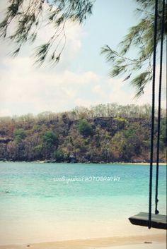 The most beautiful island. Gili Nanggu, Lombok - Indonesia