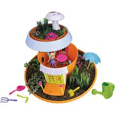 Video Review for Patch Products My Fairy Garden(TM) Tree Hollow Playset