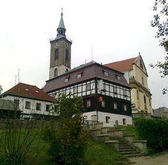 Mikulášovice - Česko