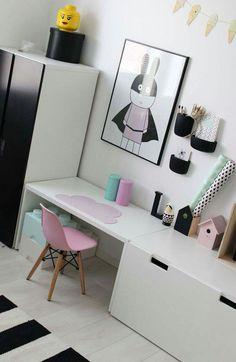 Good childrens bedroom sets uk only in homesaholic design Boys Bedroom Sets, Kids Bedroom, Bedroom Ideas, Childrens Bedroom, Room Kids, Ikea Stuva, Ideas Habitaciones, Toy Rooms, Big Girl Rooms