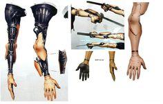 Deus Ex: Human Revolution concept art.
