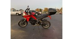 DUCATI 2017 MULTISTRADA 950 EXCELLENT CONDITION WITH ONLY 2242 MILES!!!!! LOCATED AT THE BALTIMORE STORE!!!! FINANCING AVAILABLE!!!!! #Ducati #StreetBikes #MULTISTRADA950 #OnSale #Financing