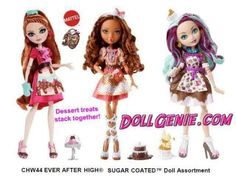 New❤ 2015 ever after high dolls