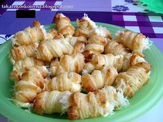 Takarékos konyha: Sajtos rolád Party Food And Drinks, Party Desserts, Just Desserts, Mini Appetizers, Good Mood, Ethnic Recipes