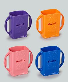 This Dwink Juice Box Holder Set by Price Products is perfect! #zulilyfinds