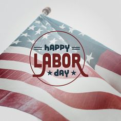 HAPPY LABOR DAY! What are your plans for the Labor Day weekend? Share in the comments below!