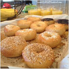 THE BEST BAGELS RECIPE! - This tried & true recipe makes the BEST bagels ever! If you've been searching for the perfect bagel. Crazy Cake Recipes, Crazy Cakes, Sourdough Bagels, Best Bagels, Muffins, Homemade Bagels, Artisan Bread, Me Time, Baking Recipes