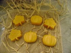 Made to Order Large Fall Candle Tarts by AMomentinParadise on Etsy, $7.00
