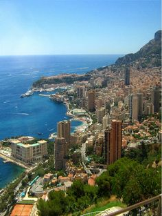 I've been here|Monaco,Monaco| what a beautiful sight!