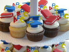 preschool grad cupcakes assortment | Jen Hanna | Flickr