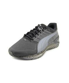 PUMA Puma Quick Flex V2 Sl Men Round Toe Synthetic Black Sneakers .  puma 365e69ef7d