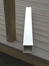 Article about installing PVC synthetic hand railing around a deck or porch. Porch Handrails, Deck Railings, Hand Railing, Pvc Decking, Curb Appeal, Front Porch, Gardens, Decor Ideas, Diy