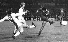 SLB - Eusébio (1ª mão das meias finais da TCE de 1971/72)