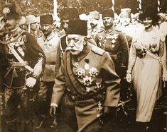 Sultan Reşat Enver Paşa