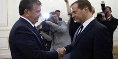 #Uzbek parliament appoints PM Mirziyoyev as interim president