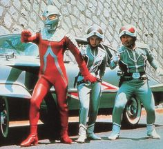 Ultraseven, Anne/Donna and Furuhashi