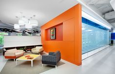 Cool offices: The Motley Fool Offices in Alexandria, USA