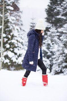 Winter Wonderland... #BernardoCoats