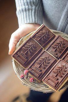 Sugar Cookies /w Modeling Chocolate by windgestalt, via Flickr