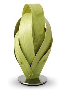 Cactus :: miGUEL HERRANZ for LZF Lamps #wood #light #design