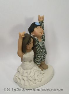 military wedding cake toppers army custom army wedding cake topper custom wedding 17374
