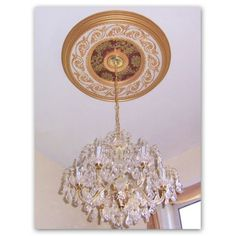 CCMO-2004-RD (Michelangelo Ceiling Medallion) 31.5'' buy it NOW at FineArtDecostore.com