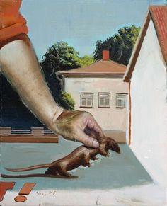 Neo Rauch Begleiter. The Myth of Realism - exhibitions | archive - Zachęta – Narodowa Galeria Sztuki