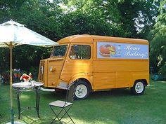 Citroen H / HY Catering Van   eBay