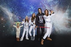 Matching family pajamas for everyone and even your pets! Shop pajamas for the holidays including Christmas and Halloween here. Winter 2017, Fall Winter, Matching Pajamas, Holiday Festival, Onesies, Star Wars, Cozy, Seasons, Stars