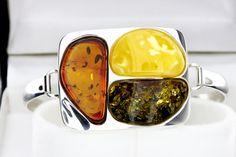 Multi Stone Bracelet Amber Bracelet Statement Bracelet Baltic Amber Necklace, Amber Bracelet, Stone Bracelet, Stone Earrings, Stone Necklace, Silver Pendants, Stone Pendants, Silver Necklaces, Sterling Silver Bracelets