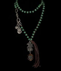 Banyam Mint Necklace by Love Heals