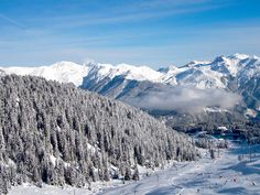Photo from Courchevel: November Skiing, taken at  9:40 am 23 Nov 2013 by Chalet Vache Bleue