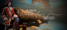 Captain Henry Morgan's Lost Fleet in the Caribbean