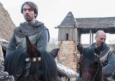 """""""At the risk of sounding like a broken record, we're still in love with the way this show manages to tow the line between action and real character development. The Last Kingdom Series, Sherlock Holmes Stories, David Dawson, Alfred The Great, Rite Of Passage, Still In Love, Character Development, Episode 5, Vikings"""