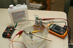 DIY Electroplating