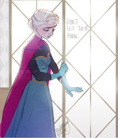 """Elsa from Disney's Frozen. Is it sad or awesome that I used song lyrics from """"Let It Go"""" for my college admissions essay? Disney Fan Art, Disney Love, Disney Magic, Disney Frozen, Disney Pixar, Frozen Drawings, Elsa Frozen, Frozen Heart, Snow Queen"""