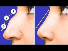 Health Discover Beauty Skin Beauty Makeup Nose Reshaping Contour Makeup Nose Contouring Tips Belleza Facial Care Lemon Grass Natural Remedies Beauty Care, Beauty Skin, Beauty Makeup, Nose Reshaping, Facial Tips, Facial Care, Facial Yoga, Face Care Tips, Face Exercises