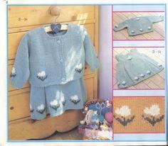 【引用】儿童毛衣(有图解) - 让自己幸福的日志 - 网易博客