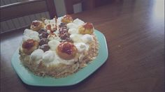 Torta Saint Honorè. #Dessert #Dolci